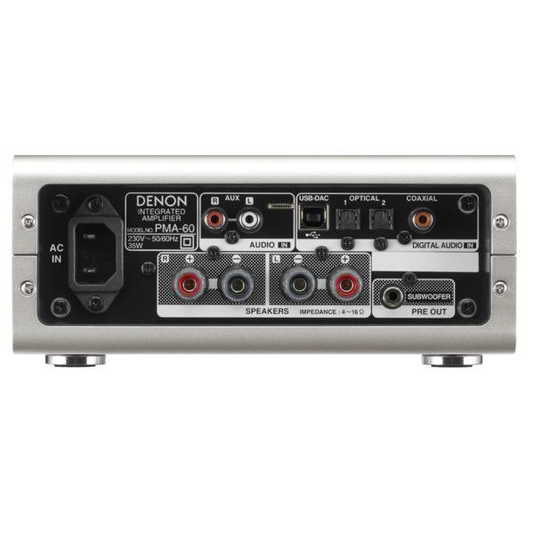 Denon PMA-60 (PMA60SPE2)