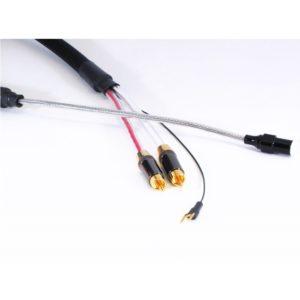Purist Audio Design 25th Anniversary Phono Cable Din-RCA Luminist Revision