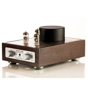 Trafomatic Audio Experience Head One black/gold finish