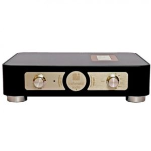 Trafomatic Audio Reference Line One black/gold finish