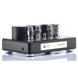 Trafomatic Audio Evolution Elegance power black/silver plates
