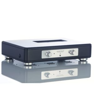 Trafomatic Audio Evolution Line One black/silver plates