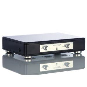 Trafomatic Audio Evolution Phono One black/silver plates
