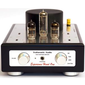 Trafomatic Audio Experience Head One black/silver plates