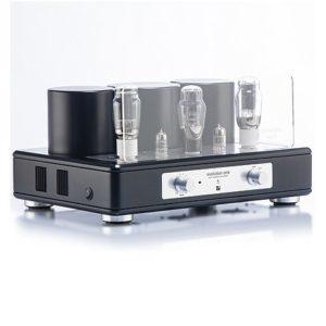 Trafomatic Audio Evolution One black/silver plate