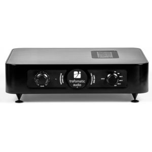 Trafomatic Audio Reference Line One black/silver plates