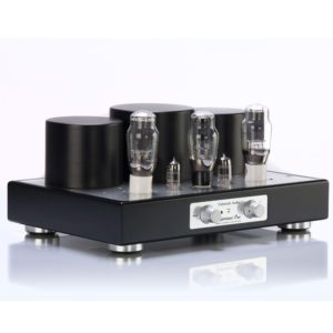 Trafomatic Audio Experience One black/silver plates