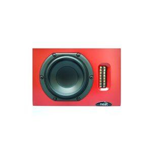 Neat Acoustics IOTA flame red