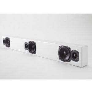 M&K Sound MP9 gloss white