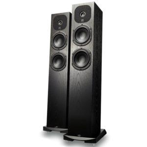 Neat Acoustics Motive SX1 black oak