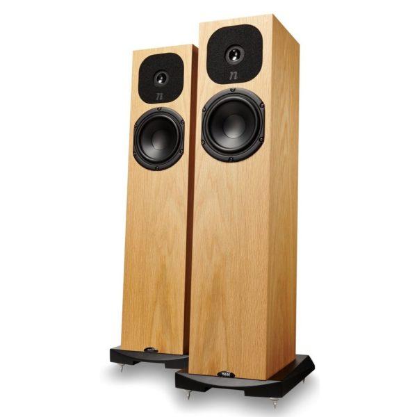 Neat Acoustics Motive SX2 natural oak