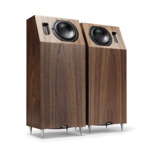 Neat Acoustics IOTA Alpha american walnut