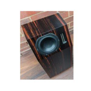 Neat Acoustics IOTA Alpha ebony macassar