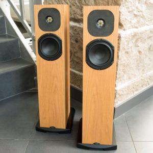 Neat Acoustics Motive SE2 natural oak