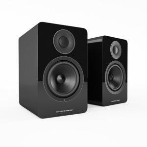 Acoustic Energy AE1 Active Gloss Black