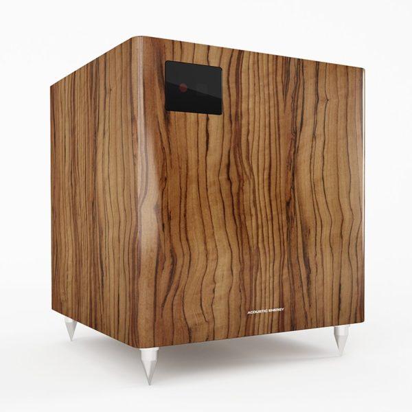 Acoustic Energy AE108 Walnut vinyl veneer