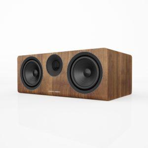 Acoustic Energy AE307 Walnut wood veneer