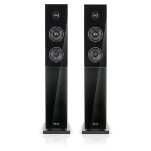 Audio Physic CLASSIC 15 Black high gloss