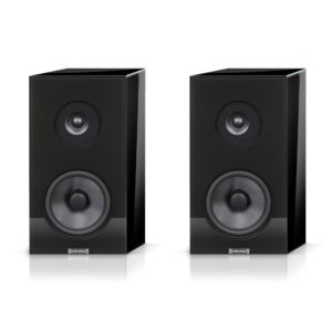 Audio Physic Classic Compact 2 Glass black high gloss