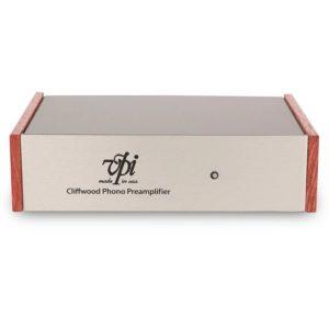 VPI Cliffwood Phono Silver