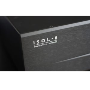 ISOL-8 SubStation Integra Black