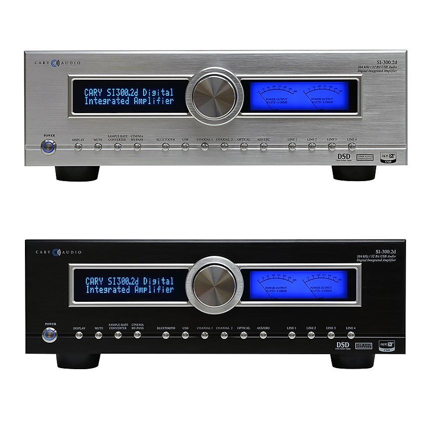 Cary Audio SI-300.2d