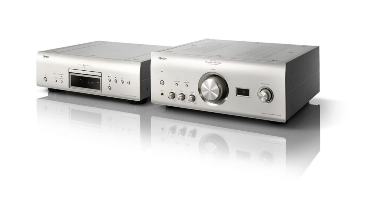 Denon DCD-2500NE и PMA-2500NE