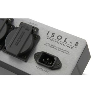 ISOL-8 PowerLine 6 way
