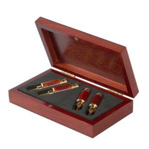 Dali Banana wooden box gold