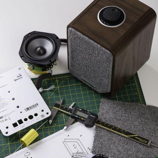 Ruark Audio MR1 Mk2 Rich Walnut