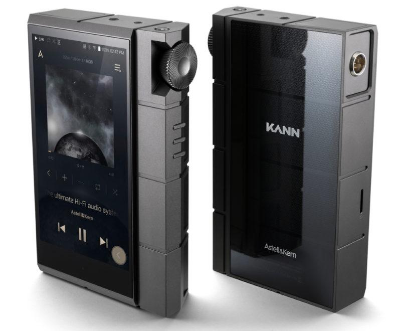 KANN CUBE - новый плеер от Astell&Kern