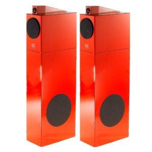 Morel Octave Signature Floor-Standing (Red)