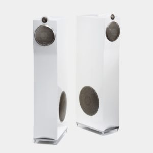 Morel Octave 6 LE Floor-Standing (White)