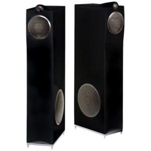 Morel Octave 6 LE Floor-Standing (Black)