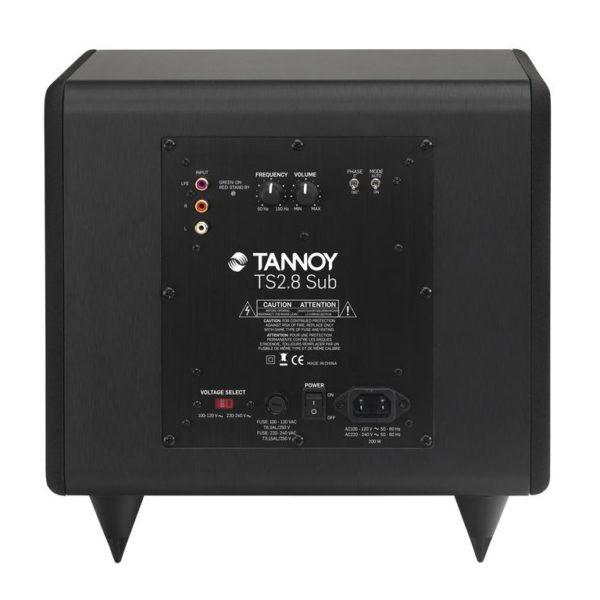 Tannoy TS2.8 Black Oak