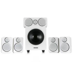 Wharfedale Moviestar DX-2 5.1 HCP System white