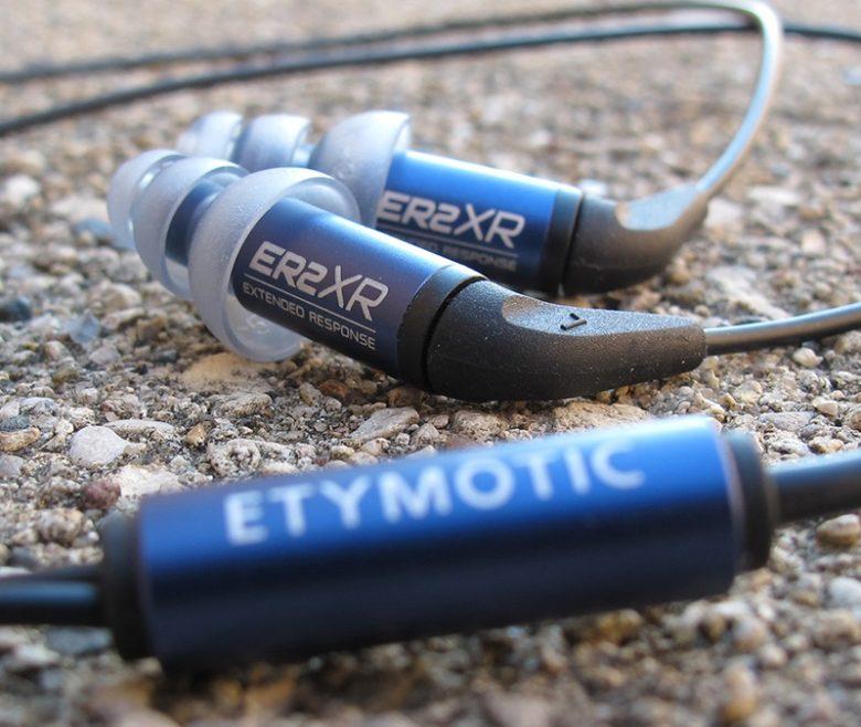 Etymotic ER2XR и ER2SE