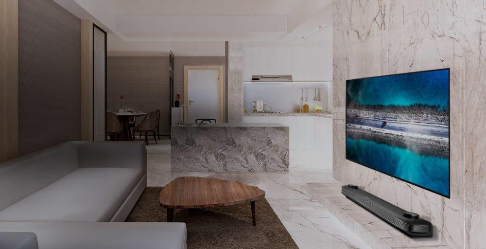 LG представил OLED-телевизоры 2019 года с процессором α9 GEN 2