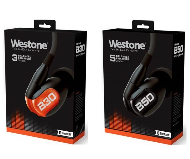 Westone B30BT и B50BT