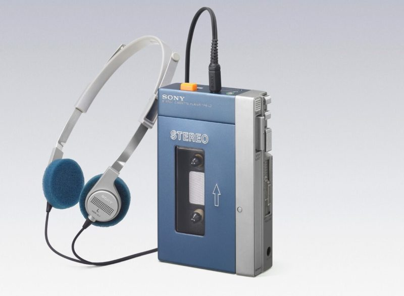 Легендарному плееру Walkman® от SONY исполняется 40 лет