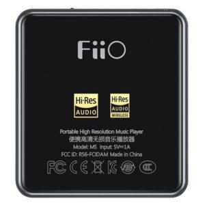 Fiio M5 titanium