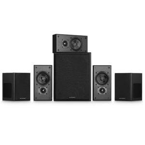 M&K Sound Movie 5.1 System Black Vinyl