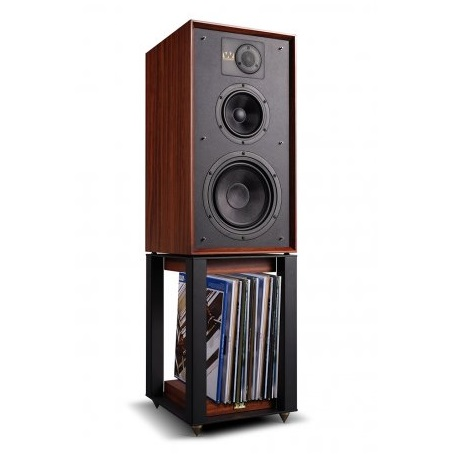 Wharfedale 85th Anniversary Linton with stands Mahogany