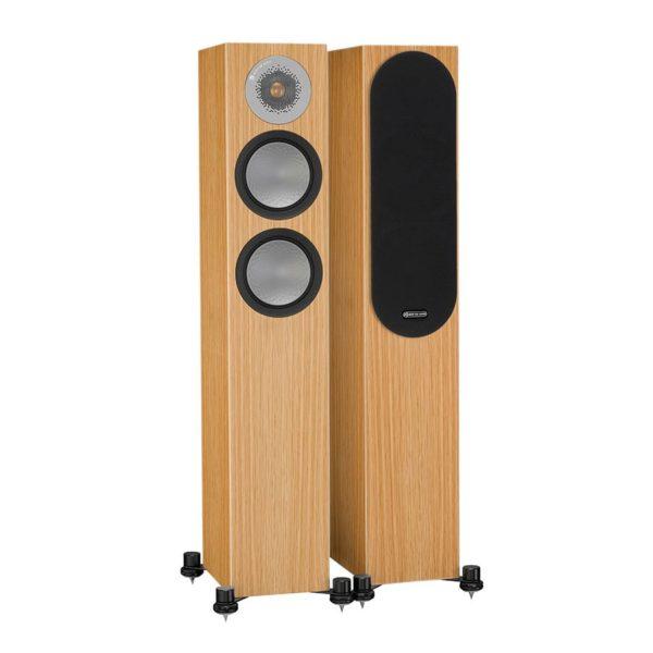 Monitor Audio Silver series 200 Natural Oak