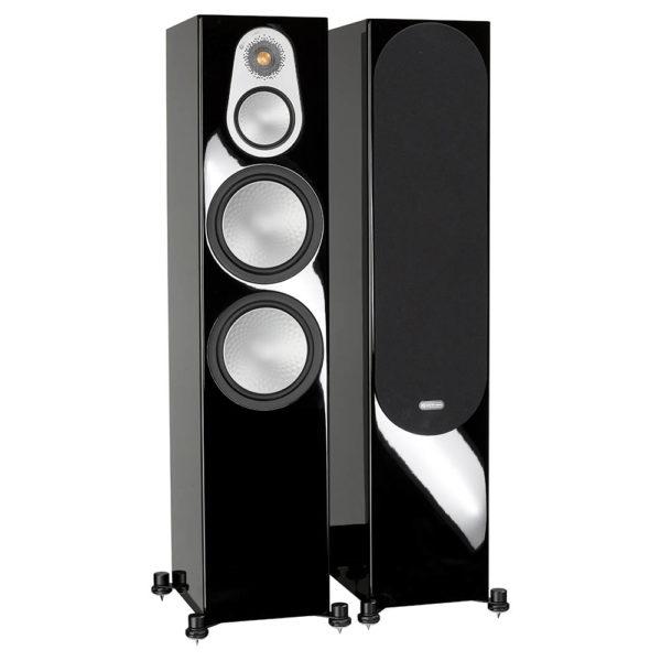 Monitor Audio Silver series 500 Black Gloss