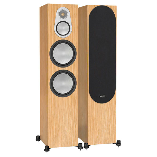 Monitor Audio Silver series 500 Natural Oak