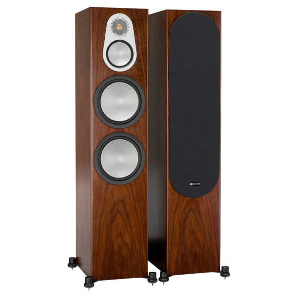 Monitor Audio Silver series 500 Walnut