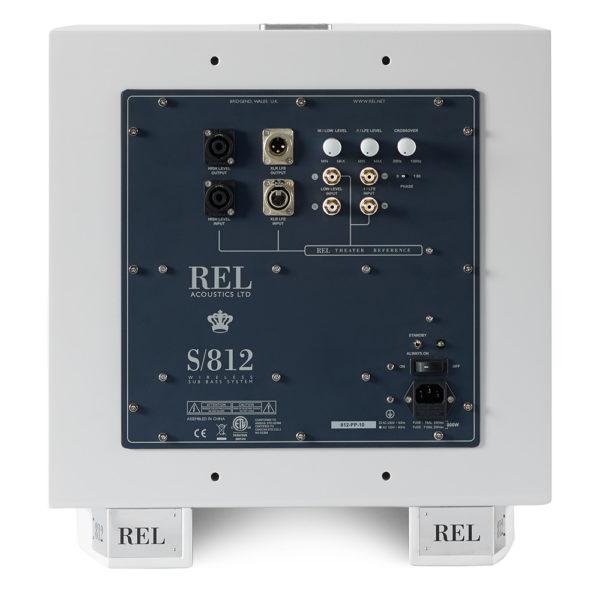 REL S812 White
