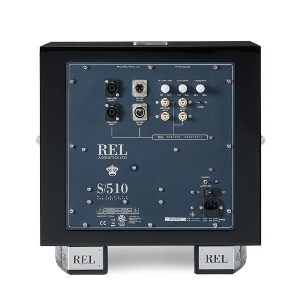 REL S510 Black