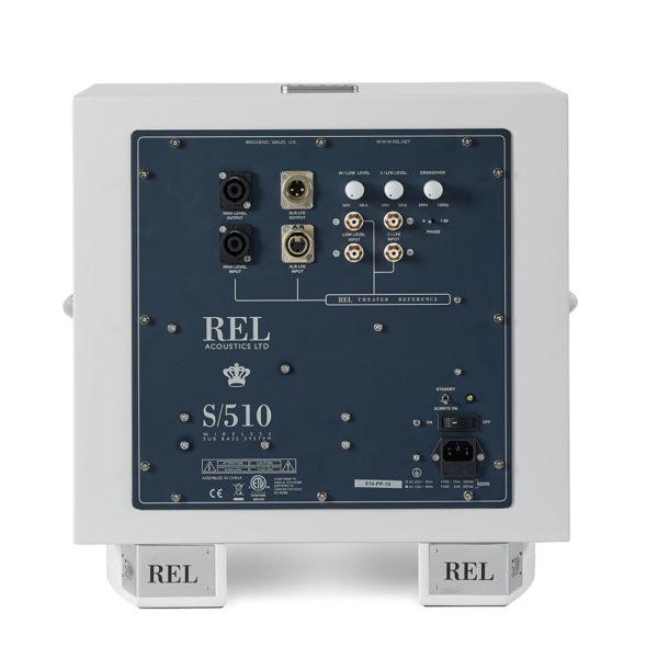 REL S510 White